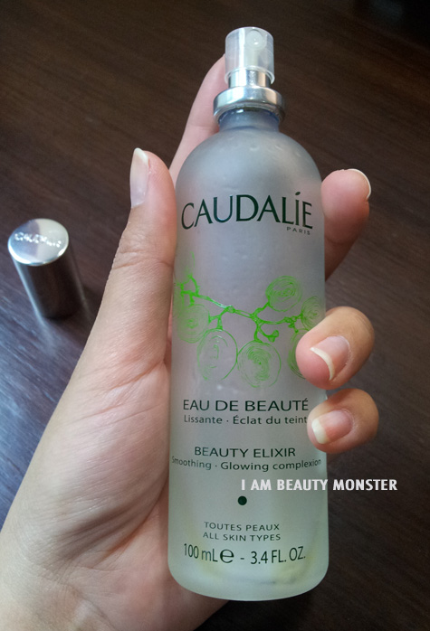 Caudalie Beauty Elixir review, รีวิว Caudalie, รีวิว Caudalie Beauty Elixir