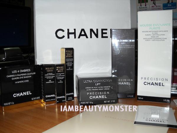 Chanel Lift
