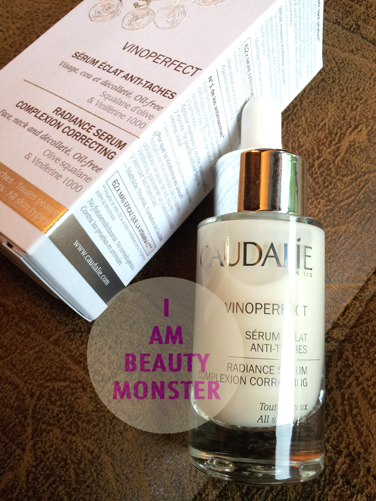 Caudalie Vinoperfect Radiance Serum Complexion Correcting, รีวิว Caudalie Vinoperfect, รีวิว ซีรั่มจากธรรมชาติ, Serum, Vinoperfect Serum, Review, Skincare, Natural Skincare