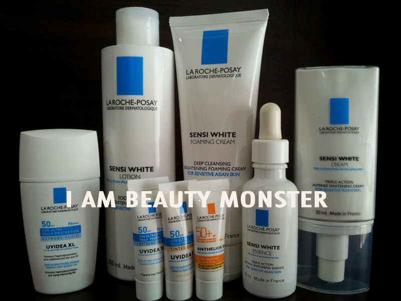 La Roche Posay SENSI WHITE review, La Roche Posay review, รีวิว La Roche Posay, รีวิว La Roche Posay sensi white, La Roche Posay sensi white lotion, La Roche Posay sensi white cream, La Roche Posay sensi white serum, La Roche Posay sensi white foaming wash