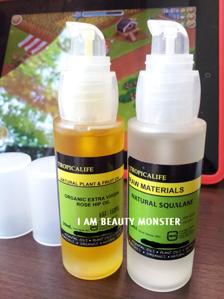 รีวิว Natural Skincare, Beauty Oils, Organic Extra Virgin Rose Hip Oil