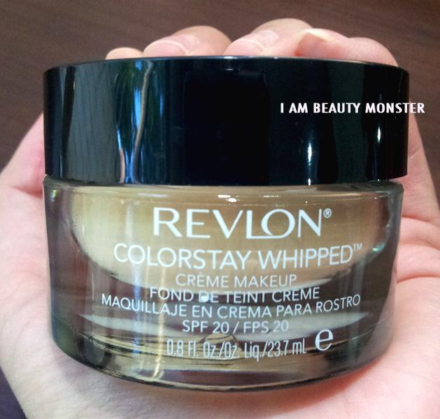 รีวิวครีมรองพื้นเทพ, รีวิว Revlon Colorstay Whipped Creme Makeup Foundation, Revlon Colorstay Whipped Creme Makeup Foundation Review, Revlon Colorstay Whipped Creme Makeup Foundation Swatch