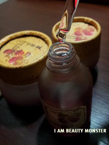 รีวิว Skinfood Black Rasqberry Saeng-Gi Ampoule, รีวิว Skinfood