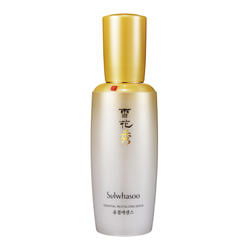 Sulwhasoo Essential Revitalizing Serum Review, ครีมคุณนาย