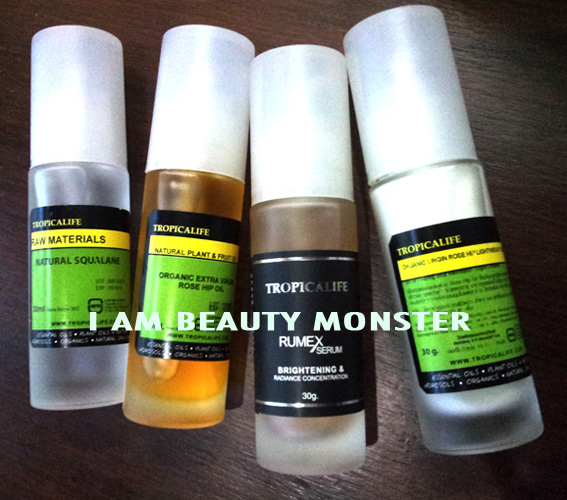 Beauty Oils review, Essential Oils review, รีวิว ผลิตภัณฑ์จากธรรมชาติ, รีวิว Natural Product, รีวิว Organic skincare