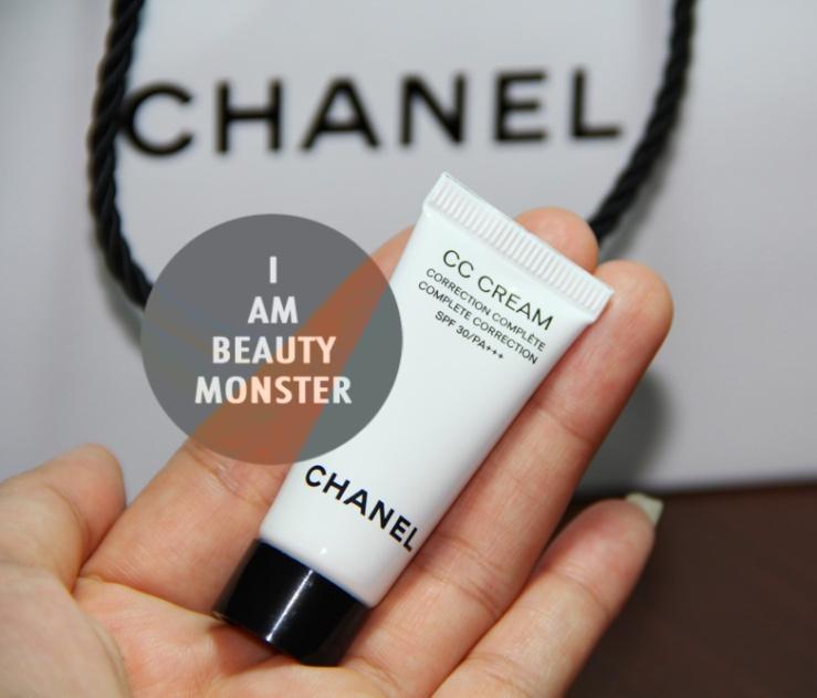 รีวิว CHANEL CC Cream, CHANEL CC Cream review, รีวิว CC Cream, CC Cream, Complete Correction Cream, Chanel, รีวิว ครีมบำรุงและปรับสภาพสีผิวCHANEL