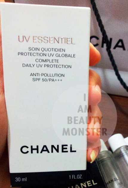 Chanel UV Essentiel Complete Daily UV Protection, รีวิว Chanel UV Essentiel Complete Daily UV Protection SPF50