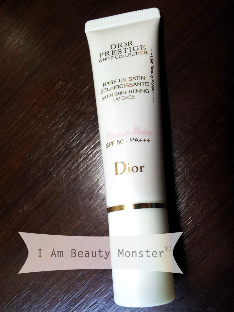 DIOR PRESTIGE White Collection Satin Brightening UV Base Blemish Balm, DIOR Prestige Blemish Balm, DIOR Prestige BB cream, DIOR Prestige BB, DIOR Prestige UV Base, รีวิว DIOR PRESTIGE White Collection Satin Brightening UV Base, รีวิว DIOR PRESTIGE White Collection Satin Brightening BB Base, รีวิว DIOR PRESTIGE White Collection Blemish Balm, DIOR PRESTIGE White Collection Satin Brightening UV Base Blemish Balm Review, รีวิว DIOR BB Cream, รีวิว BB Cream, DIOR BB Base Review, DIOR BB Cream Review, DIOR Prestige BB Cream Review, DIOR Prestige Satin Brightening BB Review, DIOR PRESTIGE White Collection Satin Brightening UV Base Blemish Balm Review, DIOR PRESTIGE White Collection Satin Brightening UV Base Blemish Balm Swatch, DIOR PRESTIGE White Collection Satin Brightening UV Base Blemish Balm Review and Swatch, รีวิว DIOR PRESTIGE White Collection Satin Brightening UV Base Blemish Balm