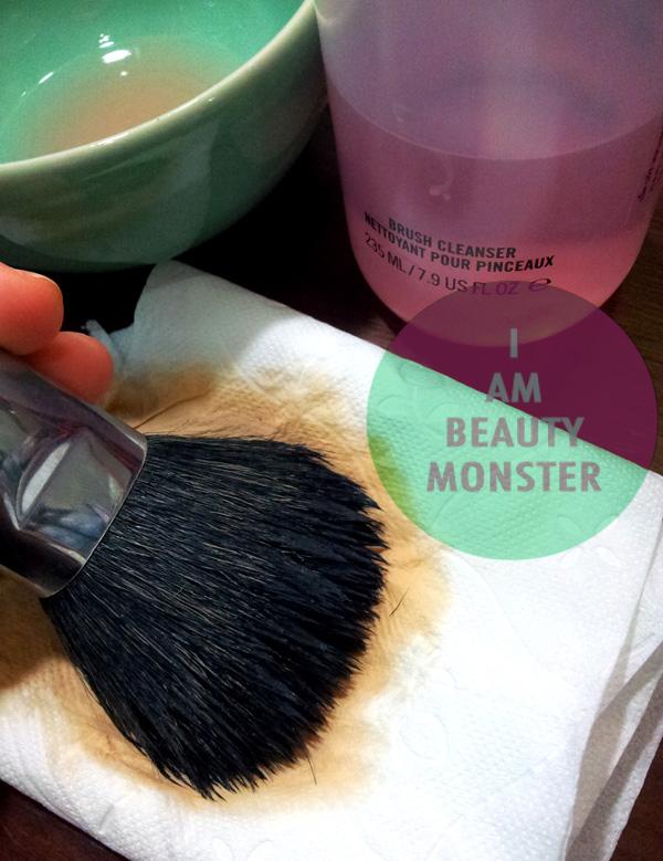 รีวิว น้ำยาล้างแปรง, รีวิว MAC brush cleanser, MAC brush cleanser review, Sigma Brush, Brushes, Brush Cleanser, Brush Cleaning, MAC, MAC review, รีวิว น้ำยาล้างแปรงแต่งหน้า MAC Brush Cleanser