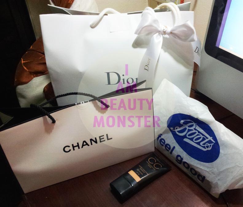 Shopping bag, Shopping Spree, เปิดถุงช๊อปปิ้ง, เปิดถุงเครื่องสำอาง, Cosmetics Shopping Bag, Skincare Shopping Bag, บ้าเห่อเครื่องสำอาง, บ้าเห่อครีมรองพื้น, บ้าเห่อskincare, บ้าเห่อครีมบำรุง