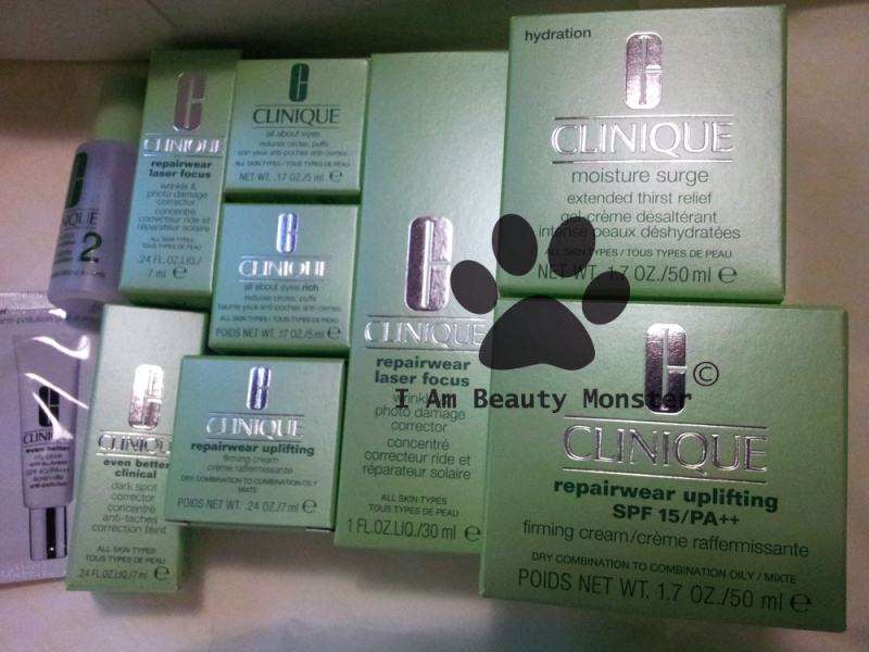 Clinique Review, รีวิว Clinique, Clinique online shopping review, CLINIQUE Repairwear Uplifting Firming Cream SPF15 PA++