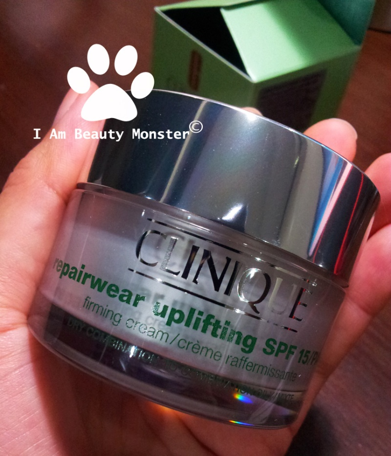 Clinique Repairwear Uplifting Firming Cream, CLINIQUE, รีวิว Clinique Repairwear Uplifting Firming Cream, Clinique Repairwear Uplifting Firming Cream Review, Anti-Aging Cream, Clinique Repairwear