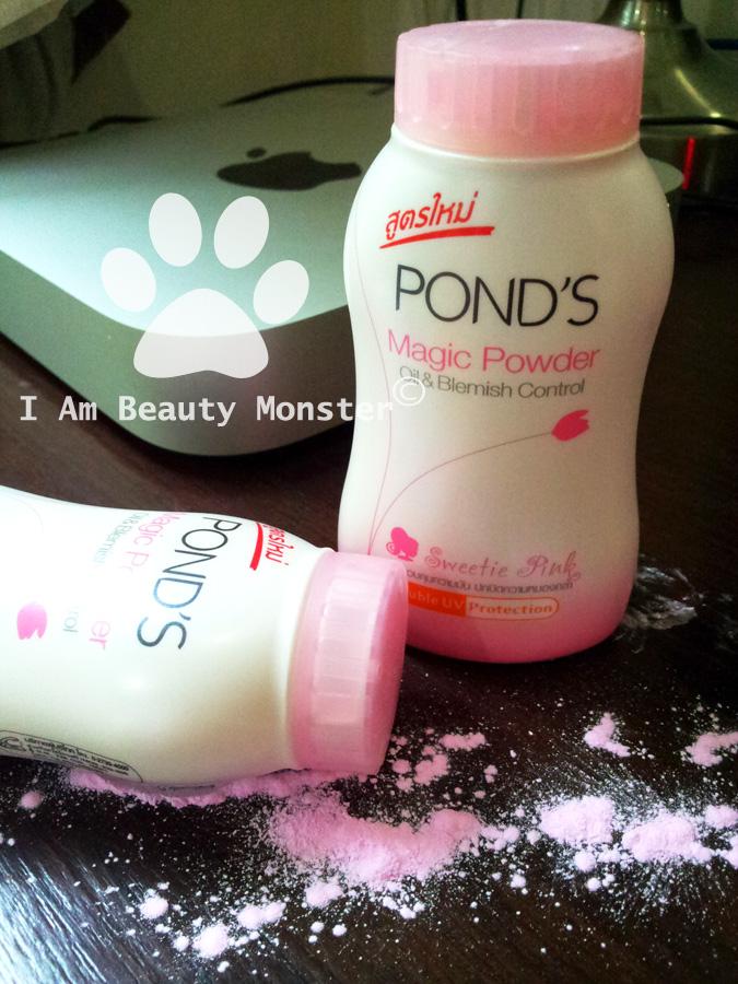 POND'S Magic Powder Oil & Blemish Control