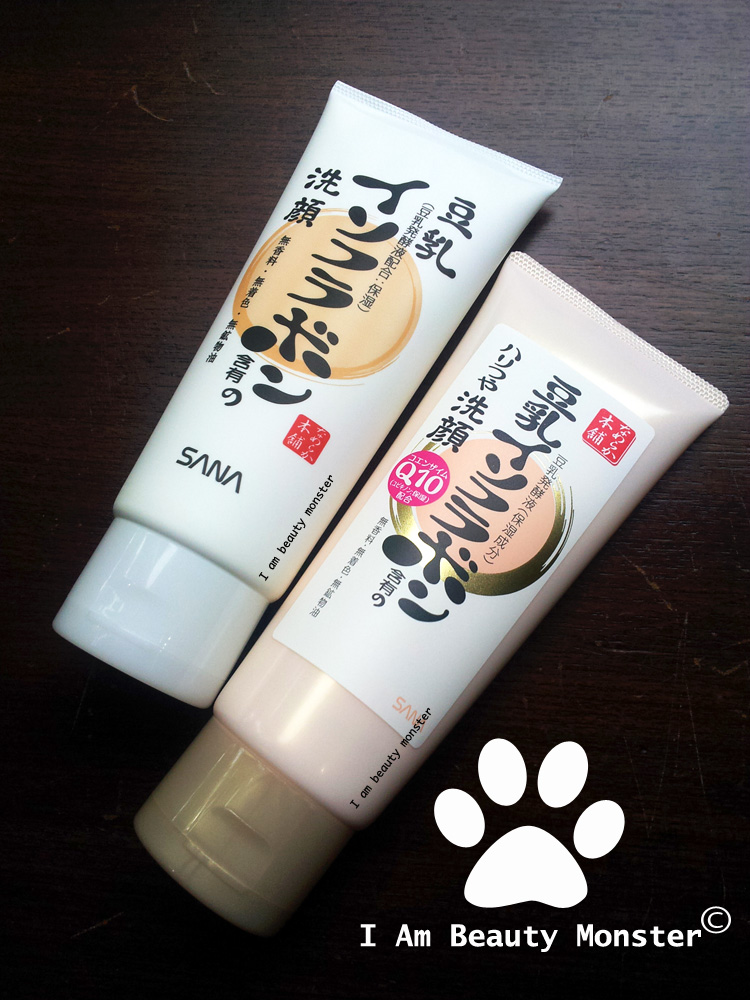 SANA Nameraka Honpo Soy Milk Cleansing Wash, SANA SOYA MILK Q10 Cleansing Wash Review, รีวิว SANA Nameraka Honpo Soy Milk Cleansing Wash, รีวิว SANA SOYA MILK Q10 Cleansing Wash, Japanese Skincare, Japanese Facial Foam, Japanese Cleansing Wash