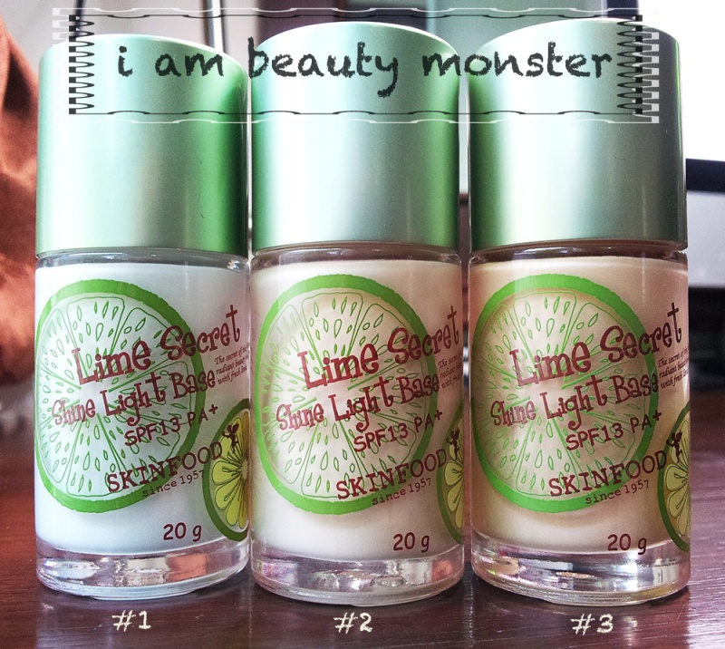 SKINFOOD Lime Secret Shine Light Base Review, รีวิว SKINFOOD Lime Secret Shine Light Base, รีวิวไฮไลท์หน้าของ skinfood, รีวิวเบสมะนาว, รีวิวเบสมะนาว Skinfood, รีวิวเบสมะนาว SKINFOOD Lime Secret Shine Light Base, ไฮไลท์, Hilighting base, SKINFOOD Lime Secret Shine Light Base Swatches, เบสไฮไลท์หน้า, เบสไฮไลท์หน้า SKINFOOD, Korean Makeup, Korean Brand