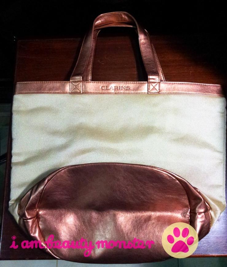 Clarins Bag