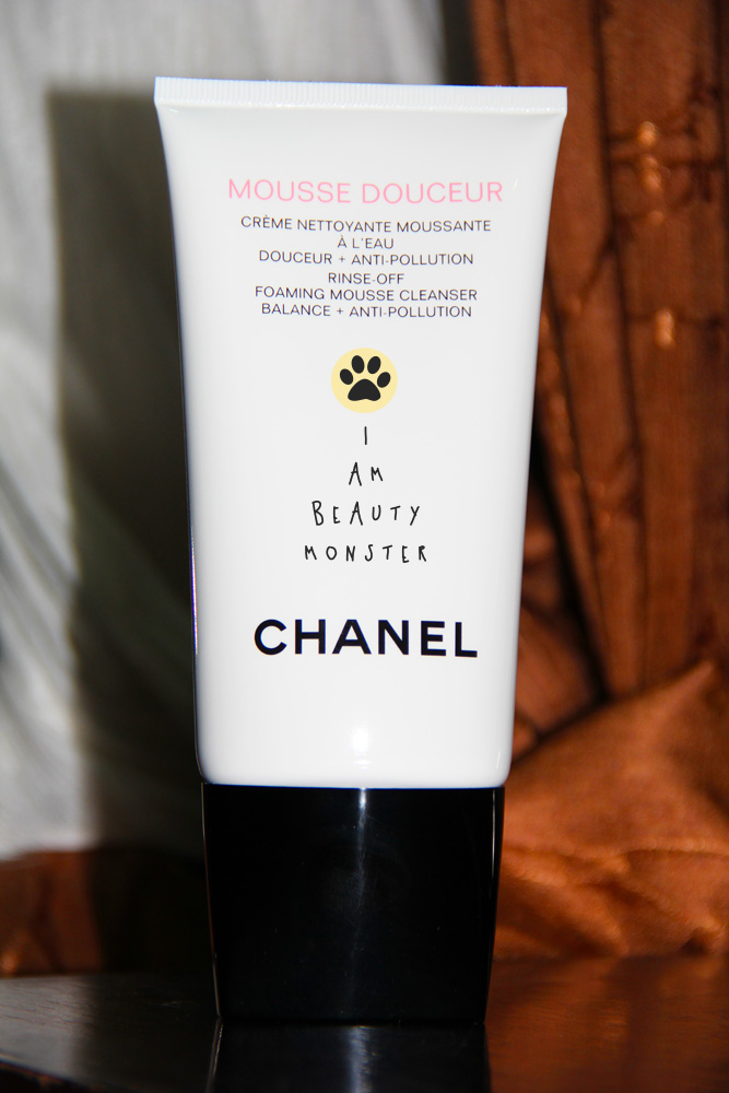 Chanel Mousse Douceur Rinse off Foaming Mousse Cleanser Balance Anti Pollution