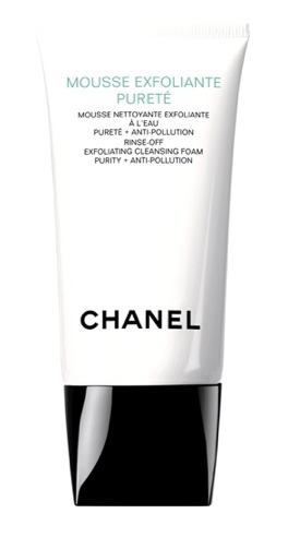 Chanel Mousse Exfoliante Purete Cleansing Foam