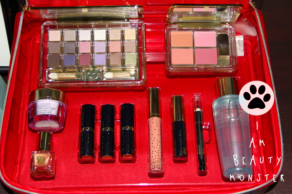 Holiday gift set i am beauty monster