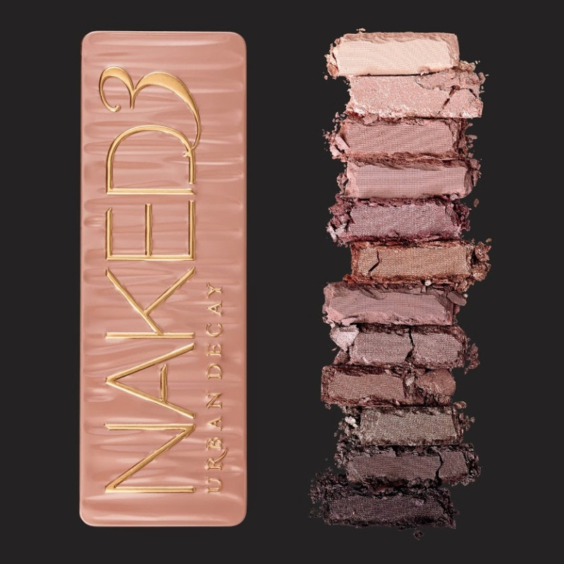 Urban Decay NAKED3 Palette, NAKED3, Eye Shadow, NAKED Palette, Urban Decay, New NAKED3
