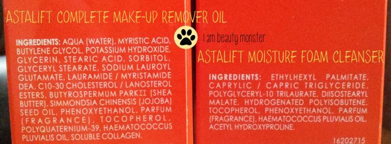 Astalift Moisture Foam Cleanser, Astalift Moisture Foam Cleanser Review, Astalift, Astalift review, รีวิว Astalift Moisture Foam Cleanser, รีวิว Astalift, Astalift Complete Make-Up Remover Oil, Astalift Complete Make-Up Remover Oil Review, Cleansing Oil Review, Cleansing Foam Review, Skin care review, beauty blogger, i am beauty monster, iambeautymonster, Cosmetic Junkie, Beauty Junkie, Skincare Junkie, รีวิว Astalift Complete Make-Up Remover Oil