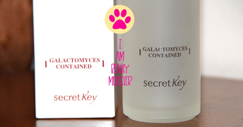 SECRET KEY Galactomyces Contained