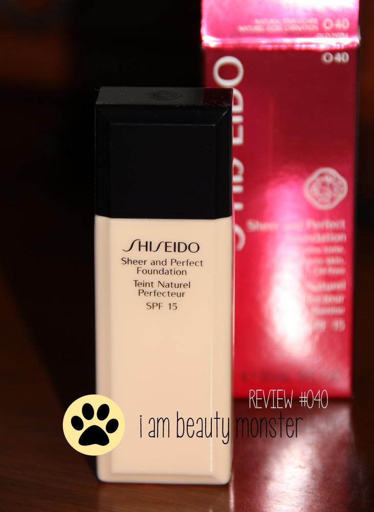Shiseido Sheer and Perfect Foundation Review, Shiseido Sheer and Perfect Foundation Swatch, Shiseido Sheer and Perfect Foundation, Shiseido Sheer and Perfect Foundation Review and Swatch, Shiseido, Liquid Foundation Review, รีวิว Shiseido Sheer and Perfect Foundation, รีวิวครีมรองพื้น, รีวิวครีมรองพื้นสำหรับทุกสภาพผิว, รีวิวครีมรองพื้นเทพ, รีวิวครีมรองพื้นใช้ดี, รีวิวครีมรองพื้นสำหรับหน้าร้อน, รีวิว ครีมรองพื้นเทพ, รีวิวครีมรองพื้นสำหรับผิวแห้ง, รีวิวครีมรองพื้นสำหรับผิวธรรมดา, รีวิวครีมรองพื้นสำหรับผิวมัน, รีวิวครีมรองพื้นShiseido Sheer and Perfect Foundation, รีวิว ครีมรองพื้นShiseido Sheer and Perfect Foundation, รีวิวและทดลองสี ครีมรองพื้นShiseido Sheer and Perfect Foundation, รีวิวครีมรองพื้นปราศจากน้ำมัน, รีวิวครีมรองพื้นเนื้อเชียร์, รีวิวครีมรองพื้นเนื้อบางเบา, รีวิว ครีมรองพื้นปกปิดบางเบา, รีวิว และ สว๊อทช์สีครีมรองพื้นShiseido Sheer and Perfect Foundation, review Shiseido Sheer and Perfect Foundation, Sheer finish foundation, Anti shine finish foundation