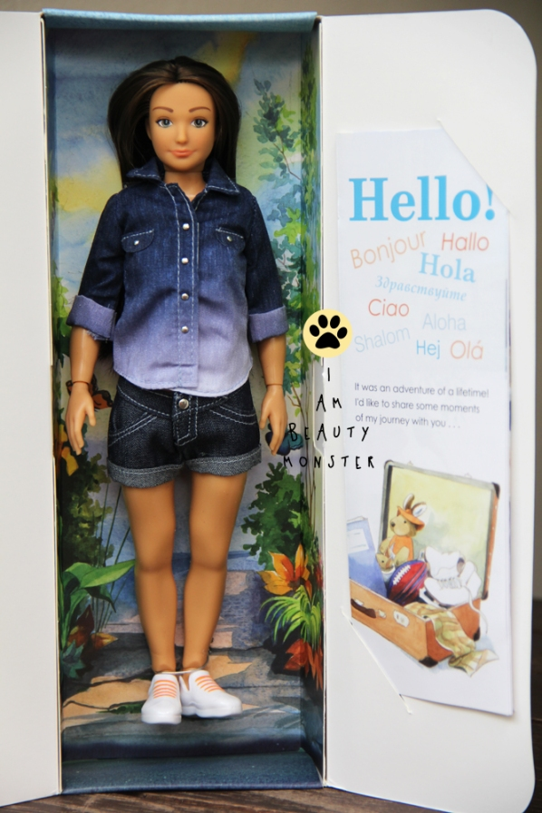 ตุ๊กตาแลมมิลี่, Barbie Doll, Barbie, Imperfect Barbie, Lammily Doll, Lammily, Lammily Doll Review, รีวิวตุ๊กตา Lammily, รีวิวตุ๊กตาบลายธ์, รีวิวตุ๊กตา Blythe