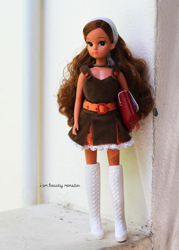 Neo Licca Spy Girl, Licca Chan, Doll, Doll Lover, Licca Chan Thailand, Licca Thailand, Blythe, Blythe Thailand, Blythe Doll, I am beauty monster, Toy, BlytheDoll, ตุ๊กตาบลายธ์, ตุ๊กตา Blythe