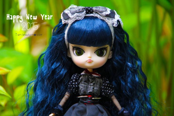 Happy New Year 2015, สวัสดีปีใหม่ 2558, บิวตี้ บล็อกเกอร์, Dal, Blythe, Doll Lover, i am beauty monster, iambeautymonster, Beauty Blogger, Phuket, Thailand, Bangkok