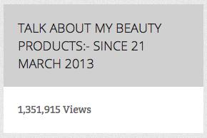 2 year anniversary views, บิวตี้บล็อกเกอร์, รีวิวเครื่องสำอาง, รีวิวครีมบำรุงผิว, i am beauty monster blog, WordPress i am beauty monster, บล็อกรีวิวเครื่องสำอาง, IBM, i am beauty monster