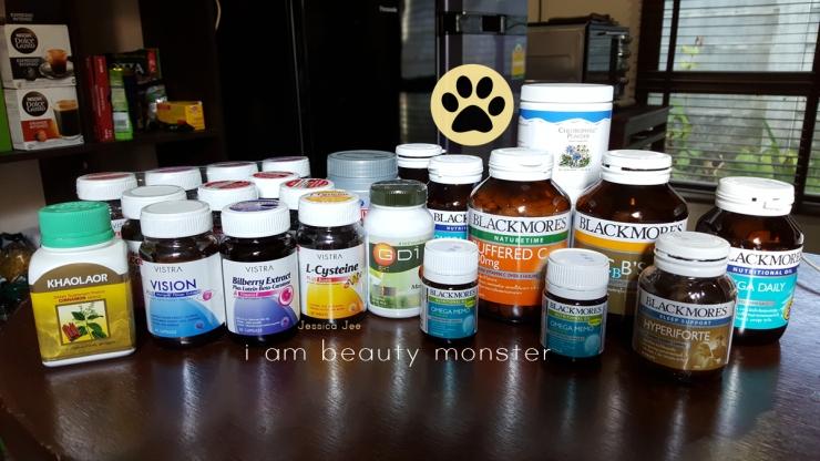 งามจากภายใน, บำรุงจากภายใน, วิตามิน, วิตามินบำรุงสุขภาพตา, วิตามินบำรุงสุขภาพผิว, สวยจากภายใน, Solgar vitamin, Now Foods vitamin, Blackmores vitamin, Jarrow Formulas vitamin, NEOCELL vitamin, Omega 3 fish oil concentrate, Krill Oil, วิตามินน้ำมันคิลล์, รีวิว Krill Oil, รีวิววิตามิน, รีวิว Astaxanthin, วิตามิน แอสต้าแซนทิน, รีวิววิตามิน NEOCELL marine collagen, รีวิว Neocell collagen, รีวิว น้ำมันโอเมก้า 3 Solar Omega 3, รีวิว Solgar, Marine Collagen, รีวิวคอลลาเจนจากปลา, รีวิววิตามินจากผู้ใช้จริง, รีวิวเครื่องสำอางจากผู้ใช้จริง, indie beauty blogger, iBuy iUse iReview iBlog, iambeautymonster, iambeautymonster blogger, IBM, อินดี้ บล็อกเกอร์, รีวิวเครื่องสำอางจาก Indie Blogger, Vistra, รีวิววิตามิน Vistra, Vistra vitamin review
